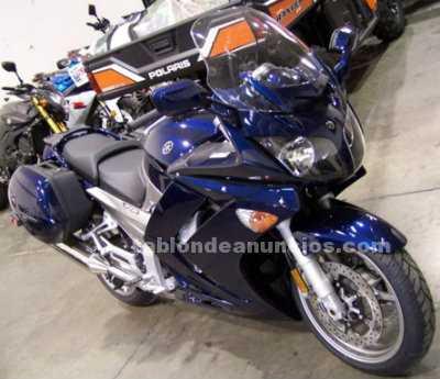 Motocicletas: Vendo yamaha fjr 0km