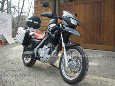Motocicletas: Vendo bmw 650 mod. 2005