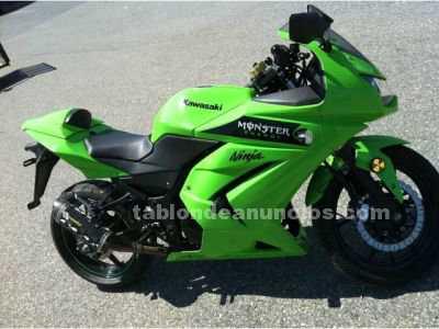 Motocicletas: Vendo kawasaki ninja mod. 2008