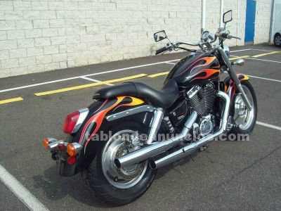 Motocicletas: Vendo honda shadow mod. 2007
