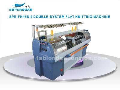 Maquinaria y Herramientas: Maquinas tejedoras computarizadas directamente de fabrica!