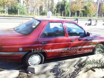 Automoviles: Ford orion glx 1.8 - 1995 gnc muy cuidado!!