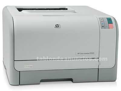Impresora/Scanners: Impresora laser color hp 1210 como nueva