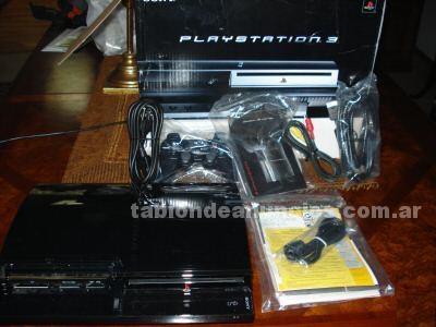 Video Consolas y Juegos: Playstation3 60gb 6 games free