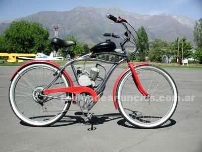 Ciclismo: Ponele un motor a tu bicicleta