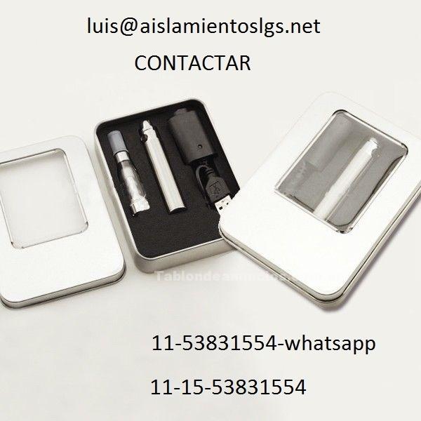 Cigarrillo electronico ego t en estuche de aluminio kit completo