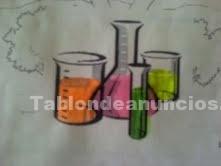 Clases de química y de biofísica para el cbc y uba xxi